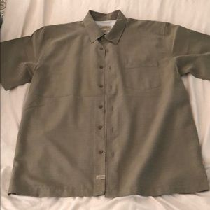 Quicksilver Waterman Collection S/S Button Down